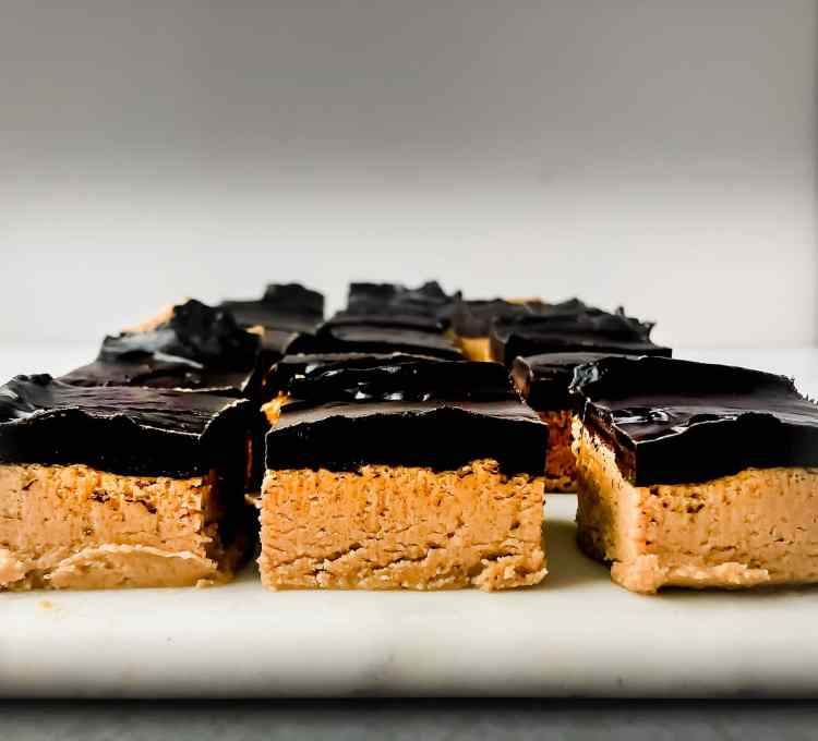 The best no-bake peanut butter bars you will find!