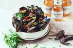 The best steamed mussels recipe