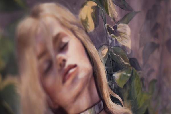 waterolor painting, model, art, artwork, painting, Portrait, Purple, Realistic, Sexy, Standing, Body, Sunlight, Watercolor, Woman, Eyes Closed, Fashion, Lingerie, watercolor, realistic, painting for sale, sold, fine art, buy a painting, wall art, gift, christmas, artist, landscape art,landscape artist, contemporary painting, painting gallery, painting, custom art, custom paintings, nature, water, usa, america, american art, blue, purple, Kate Tova artist, christmas, gift, anniversary, new year, birthday present, unique, exclusive, expensive, luxurious, living room, guestroom, Kate Tova, wedding gift, Valentines day gift, hand painted, art for dining room, guest room, living room, bedroom, print