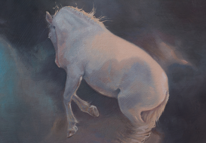 oil painting, falling horse, horses, love, white horse, gray horse, flying, jump, equine art, Sky, Traditional, Clouds, Hoses, Landscape, Large, Perlino, Beautiful, Surrealism, clouds, Fight Or Flight, Falling, Fog, Foggy, Horse, Luxury, Beautiful, Portrait, Realism, Realistic, original, oil, realistic, impressionistic, painting for sale, sold, fine art, buy a painting, wall art, gift, christmas, artist, painting art, portrait artist, portrait, contemporary painting, painting gallery, custom art, custom paintings, usa, america, american art, red, Kate Tova artist, canvas, christmas gift, anniversary, new year, birthday present, unique, exclusive, expensive, luxurious, living room, guestroom, Kate Tova, wedding gift, Valentines day gift, hand painted, art for dining room, guest room, living room, bedroom, canvas print, print, painting on canvas, gift for horse lover