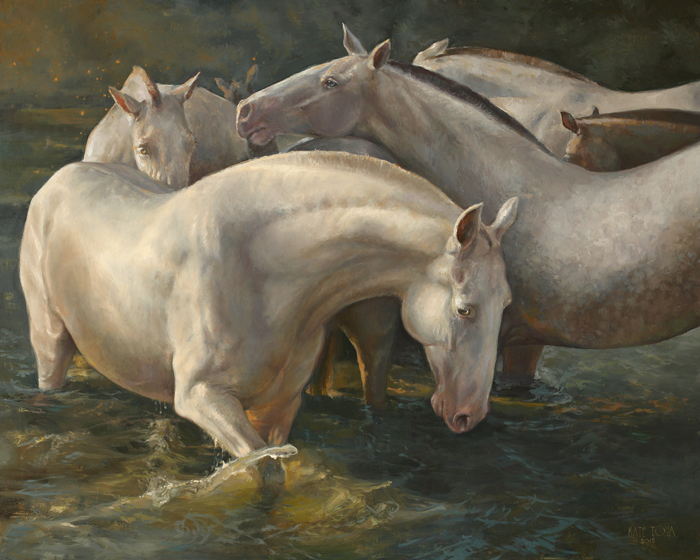 Realistic, Traditional, Water, White, Spanish , Portugal, Lusitano, Green, Horses, Horses In The Water, Oil, Oil Painting, Horse, Eyes Painting, Horse And Rider, Horse Art,oil Portrait, Oil On Canvas, Art, Artwork, Painting, Original, Realistic, Painting For Sale, Sold, Fine Art, Buy A Painting, Wall Art, Gift, Christmas, Artist, Equine Art, Equine Artist, Equiine Present, Horse Lover Gift, Contemporary Painting, Painting Gallery, Painting, Custom Art, Custom Paintings, Nature, Animals, Animal, Usa, America, American Art, Kate Tova Artist, Christmas, Gift, Anniversary, New Year, Birthday Present, Unique, Exclusive, Expensive, Luxurious, Living Room, Guestroom, Kate Tova, Wedding Gift, Valentines Day Gift, Hand Painted, Art For Dining Room, Guest Room, Living Room, Bedroom, Print