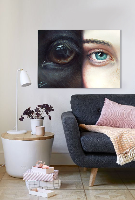 oil painting, horse, eyes painting, horse eye, horse and rider, horse art,oil portrait, oil on canvas, art, artwork, painting, original, realistic, painting for sale, sold, fine art, buy a painting, wall art, gift, christmas, artist, equine art, equine artist, equiine present, horse lover gift, contemporary painting, painting gallery, painting, custom art, custom paintings, nature, animals, animal, usa, america, american art, Kate Tova artist, christmas, gift, anniversary, new year, birthday present, unique, exclusive, expensive, luxurious, living room, guestroom, Kate Tova, wedding gift, Valentines day gift, hand painted, art for dining room, guest room, living room, bedroom, print