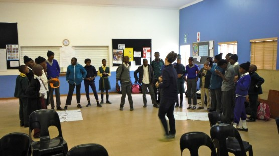 Facilitating a Children's Right and Responsibility talk