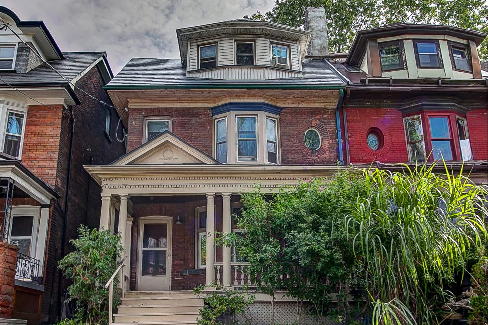 5 Beaty Avenue | Parkdale Home for Sale | Kate Watson