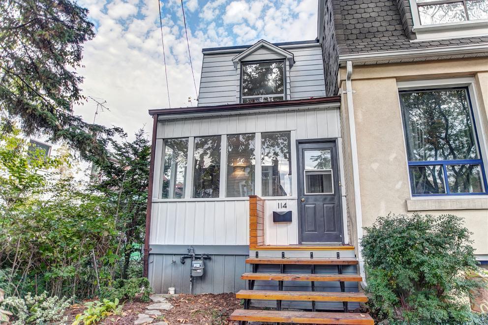 114 Garden Avenue | Roncesvalles Home for Sale | Kate Watson