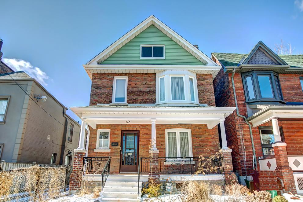 482 Delaware Avenue | Dovercourt Home for Sale | Kate Watson
