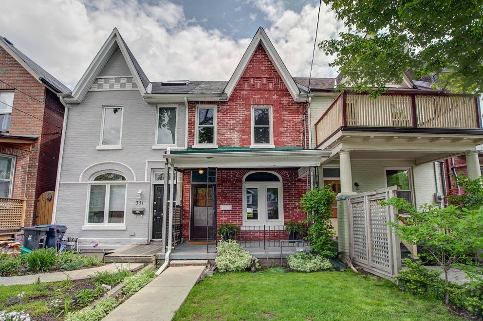 349 Concord Avenue | Bloorcourt Village Home for Sale | Kate Watson