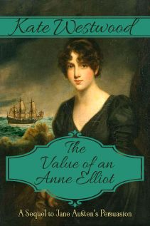 The Value of an Anne Elliot by Kate Westwood Book Cover Image