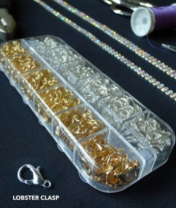 Jewelry Closures & Lobster Clasp