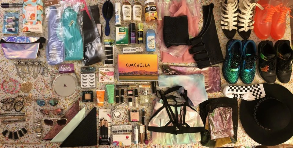 Coachella Packing List 2018 - www.kateyblaire.com