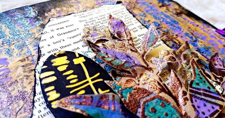 StencilGirl & Seth Apter WOW Blog Hop & Giveaway