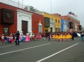 World dance parade