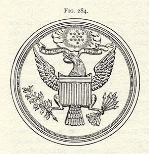 Das zweite USA Siegel