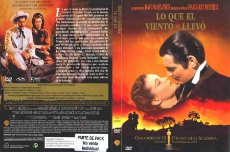 Lo-Que-El-Viento-Se-Llevo-Frontal-DVD