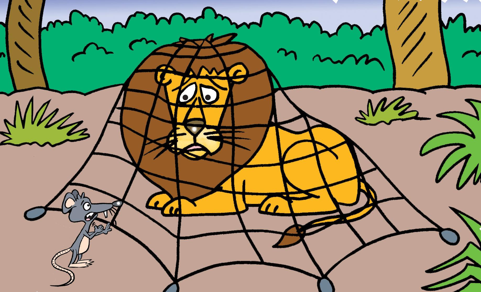 The Lion Inside Worksheet