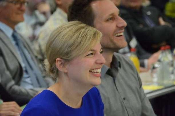 Katharina Schulze und Ludwig Hartmann sind das Spitzenduo der Bayerischen Grünen