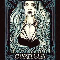 Carmilla - Digital Illustration
