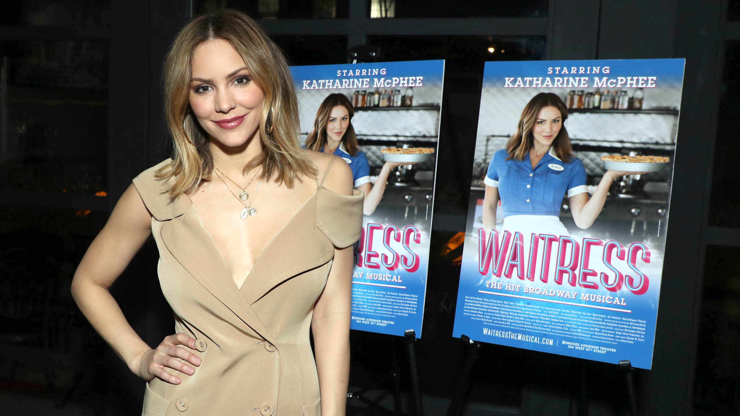 Waitress Debut After Party