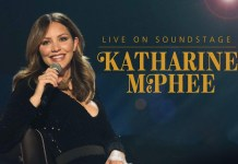 Katharine McPhee live concert CD/Blu-ray available now