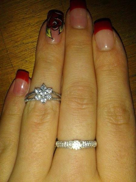 Ring In Kerze Awesome Sweetheart Kerze Mit Schmuck With