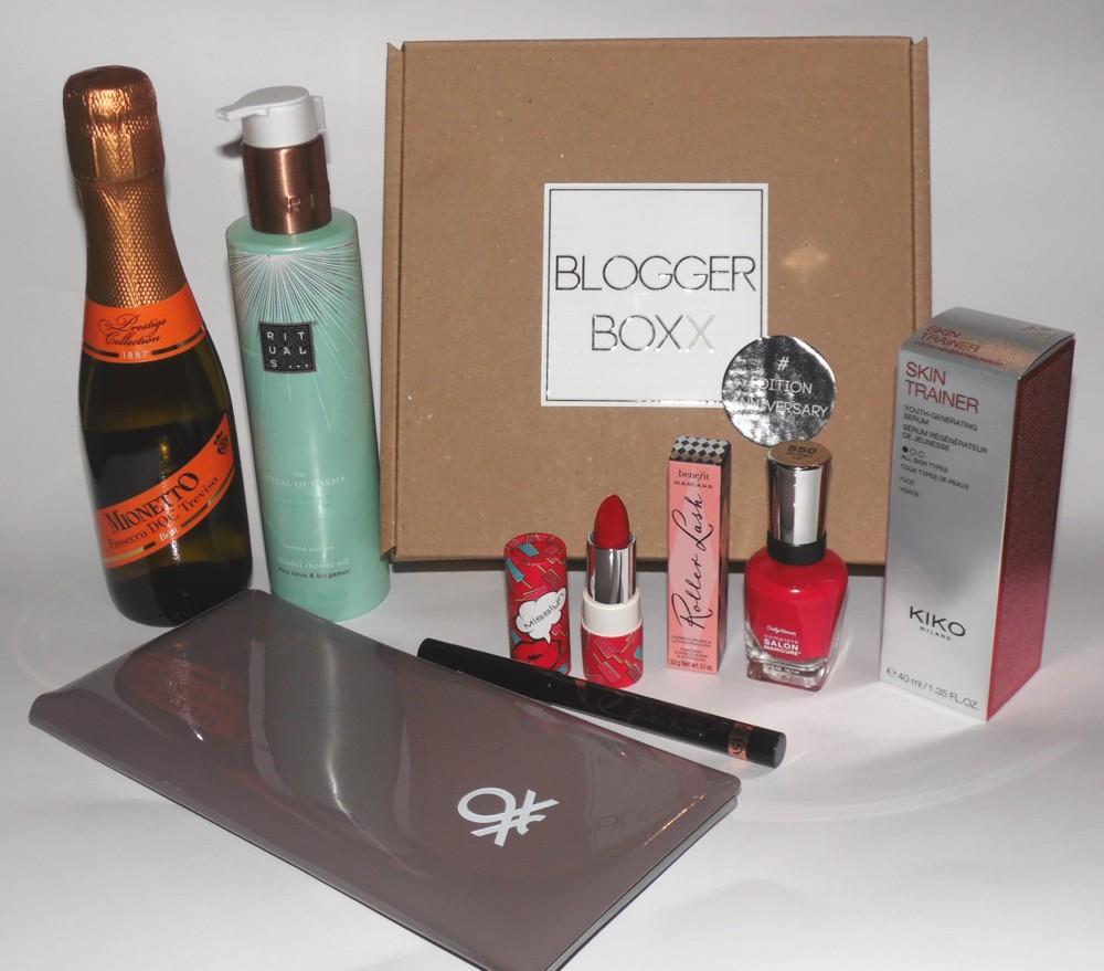 BLOGGERBOXX - Edition Anniversary