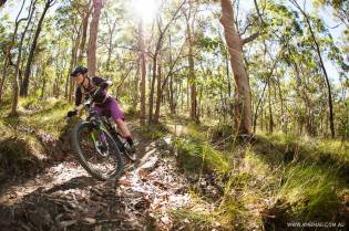 Photo by Rob Conroy for Australian Mountain Bike