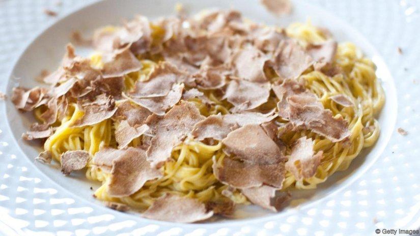 pasta truff
