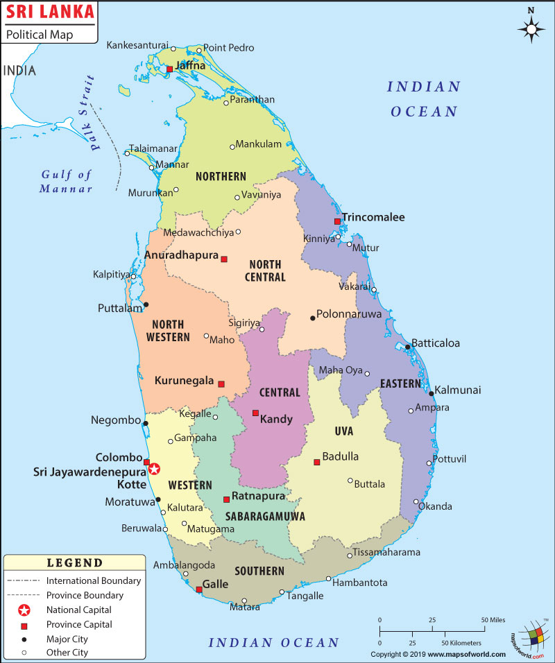 sri-lanka-political-map