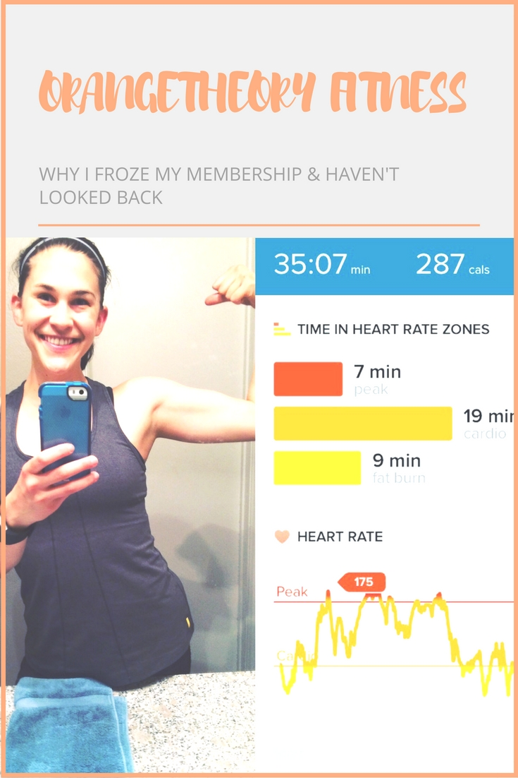 Why I froze my orangetheory membership...and haven't unfrozen it. Don't miss this.