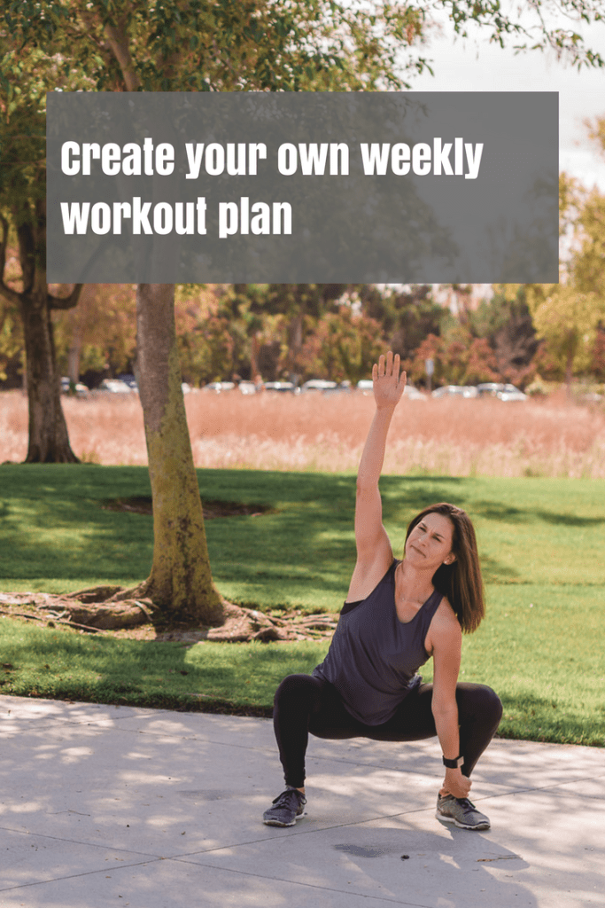 Learn to create your own workout plan, step by step. Weekly Workout Plan For Women - Weekly Workout Plan For The Gym - Weekly Workout Plan for Home