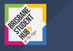 Brisbane Student Hub logo