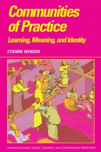 book cover for Wenger's Communities of Practice