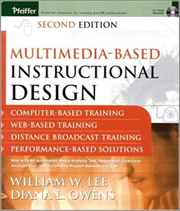Multimedia-based Instructional Design cover