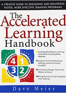 The Accelerated Learning Handbook cover