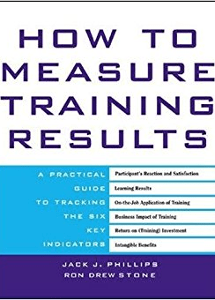 How to Measure Training Results cover