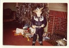 Still a cowboy!