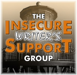 IWSG - The Insecure Writer's Support Group