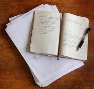 Manuscript Mark-ups