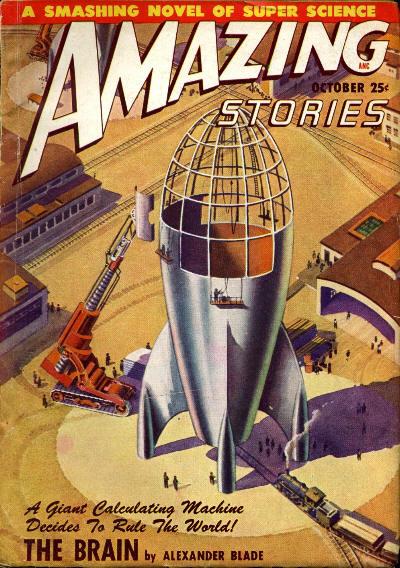 Amazing Stories 1948