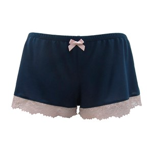 Emilia Shorts, Midnight Rosette
