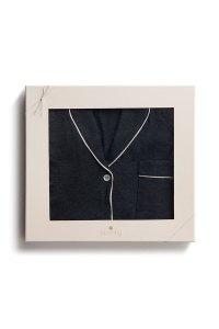 PJ Set Gift Box, Charcoal Heather
