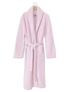 Seasonless Robe, Pink