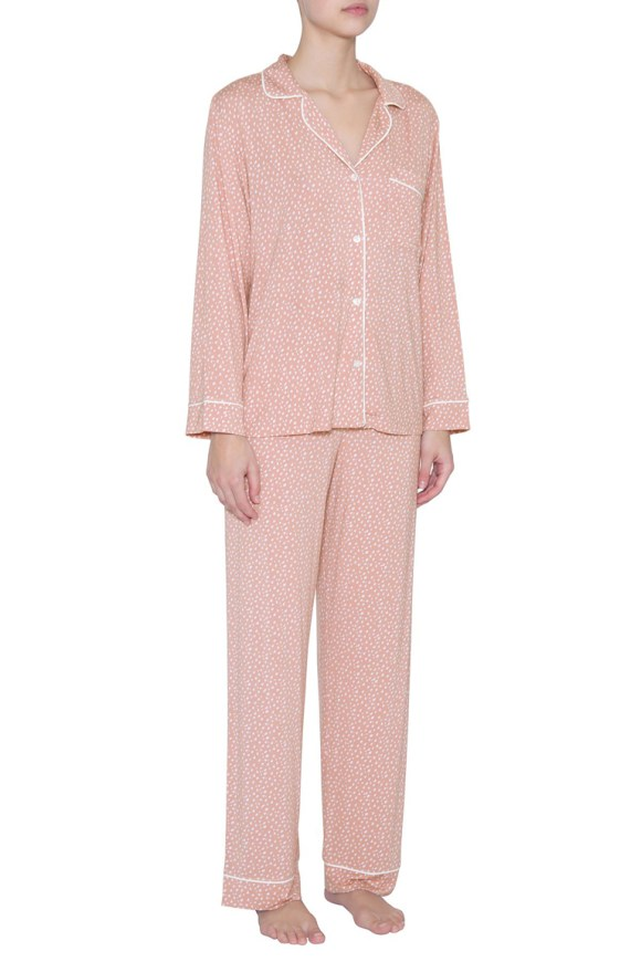 pj1141 sleep chic long pj set_felix misty rose_ivory
