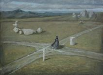 Hiking on the Moors