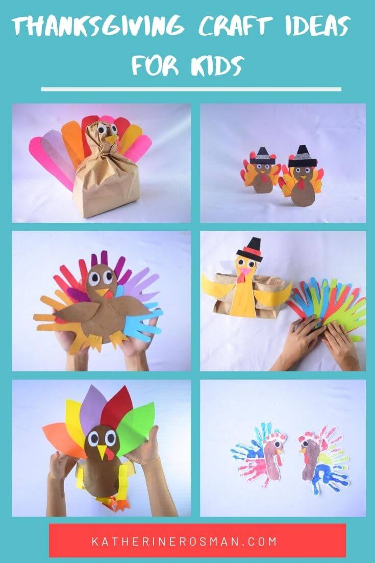 10 Turkey Craft Ideas For Toddlers And Preschoolers