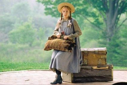 1985 Television Adaptation - Megan Follows as Anne Shirley