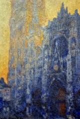 Claude Monet's Rouen Cathedral