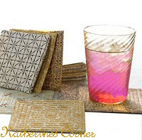 Quilted Coasters A Sewing Project