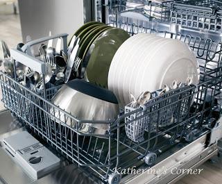 dishwasher duty