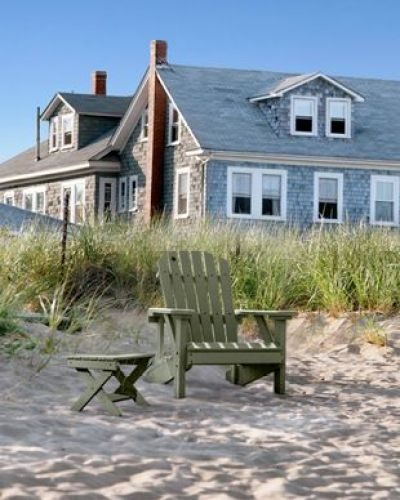 beach back yard